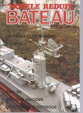 MODELE REDUIT DE BATEAU N°273  L'ARPEC V (3) / DEBUTER EN ELECTRIQUE / FREGATE