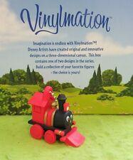 "DISNEY Vinylmation 1.5"" Park Set 1 Mini Magical Kingdom Railroad Train Keychain"