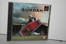 MOBILE SUITE GUNDAM 2.0 LIMITED EDITION USATO SONY PSX PSONE ED JAPAN FR1 52183