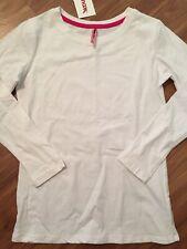 New TresChic Girls 14 White Long Sleeve Top Basics