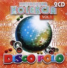 Przebojowa Kolekcja Disco Polo 1 (CD 2 disc) NEW
