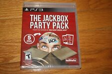 Brand New Factory Sealed PS3 Jackbox Party Pack SHIP FREE US FAST