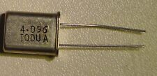 Crystal, IQD 4.096MHz, HC49U, 5off
