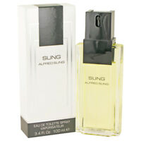 Sung Perfume by Alfred Sung for Women 3.4 oz New in Box