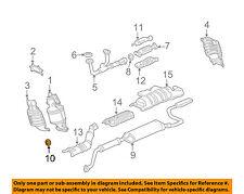 HONDA OEM Exhaust-Muffler & Pipe Gasket 18302SP0003