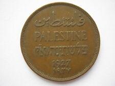 Palestine 1927 2 Mils NVF