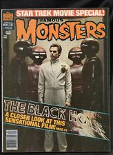 FAMOUS MONSTERS OF FILMLAND #162 F/VF (STAR TREK THE MOVIE) WARREN