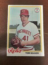 1978 OPC O Pee Chee #120 Tom Seaver - Cincinnati Reds - EX