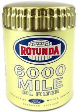 Ford Rotunda Oil Filter Gold Mustang 1964 1965 1966 65 66 Thunderbird Fairlane