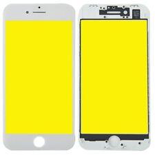 Für Apple iPhone 8 4.7 LCD Reparatur Display Glas mit Rahmen Weiß Ersatzteil Neu