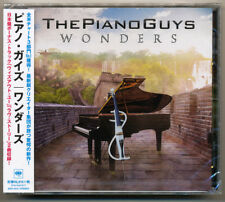 The Piano Guys - Wonders +2 Japan only Bonus Tr. / Japan CD / NEW! Still sealed!