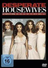 DVD-Box DESPERATE HOUSEWIVES - DIE KOMPLETTE SERIE (STAFFEL 1-8) - 49 DVD's NEU