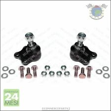 2x Kit Testina braccio oscillante Dx+Sx Delphi Ant RENAULT LAGUNA ESPACE VEL