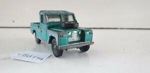 corgi toys land rover 109 w.b.   su174 traingirl13 free post