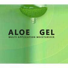 Puro Orgánico Aloe Vera Gel Calmante Crema Hidratante Crema Anti Envejecimiento 8oz cuidado de la piel