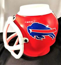 BUFFALO BILLS NFL Plastic Drinking Mug Football Helmet
