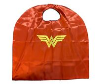 Kids Wonder Woman Cape One Size