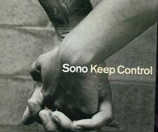 Sono Keep control (2001) [Maxi-CD]