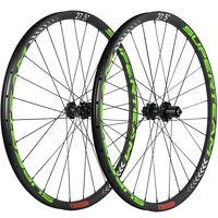 SUPERTEAM 27.5ER Carbon MTB Wheelset 6 Bolts Mountain Bike Carbon Wheels UD Matt