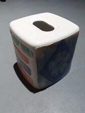 Montego Bay Bedding Handmade Tissue Cover Box