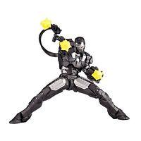 Kaiyodo Revoltech Iron Man 2 War Machine 115mm Figure rm-006 Japan
