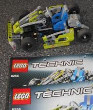 LEGO® Technic 8256 Super Cart / Go Kart mit Bauanleitung