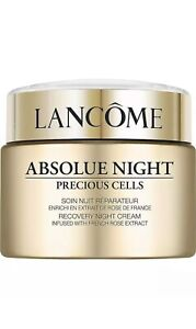 Lancome Absolue Night Precious Cells recovery night cream 50ml/1. 7 oz Sealed