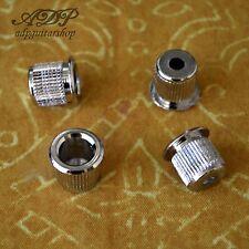 "BUSHING BASS Cordes Traversantes 4x STRING FERRULES Larges AP-0288 1/2"" 1,27mm"