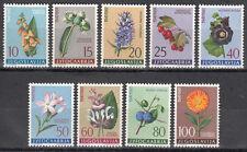 Jugoslawien / Jugoslavija Nr. 943-951** Jugoslawische Flora