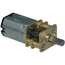 Getriebe Motor elektrisch 6V 30U/min / für Modellbau  usw.