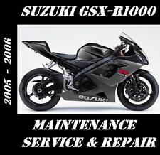 2001 suzuki gsx r1000 service repair manual download