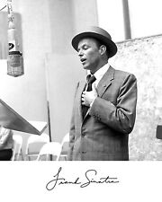 Frank Sinatra ++ Autogramm ++ Musik-Legende