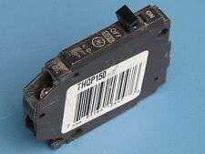 GE GENERAL ELECTRIC THQP150  CIRCUIT BREAKER 1 POLE  50 AMP 120/240 VAC , w21
