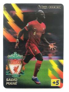 Panini Adrenalyn Premier League 2021/2022 3D Lenticular Sadio Mane Liverpool
