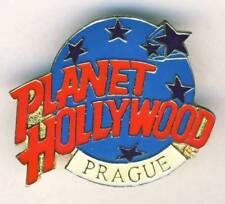 PLANET HOLLYWOOD Prague PIN BADGE Praha CZECH Republic