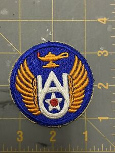 WWII US Air University Army Air Force Patch