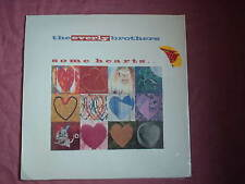 EVERLY BROTHERS-SOME HEARTS 1988 LP-SEALED/NEW