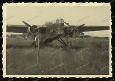 Tours-Centre-Val de Loire-Bottino-Aeroporto-Airplane - Francia - 1940-France -