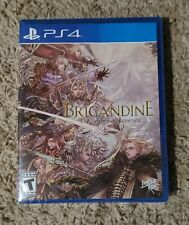 Brigandine The Legend of Runersia PS4 New Sealed LRG (Limited Run Games)