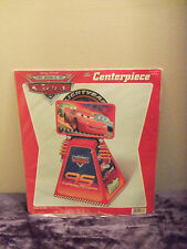 Hallmark Party Express Pixar Disney Cars Lightning McQueen Table Center Piece