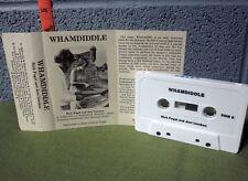 RICK FOGEL & JENI LINEHAN Whamdiddle cassette tape 1980s dulcimer troubadours