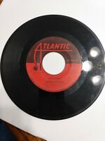 Aretha Franklin 45 RPM Record Rocksteady And Oh Me Oh My