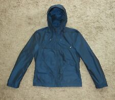 Mens Hugo BOSS Amor-N Red Label Hoodie Blouson / Jacket in Blue - Size Small