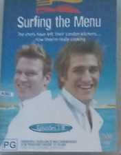 Surfing The Menu - Episodes 1-8 (DVD, 2004, 2-Discs) R4 ABC Australia