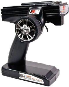 Flysky RC FS-GT3B 2.4Ghz 3 Channel Radio Transmitter Receiver Rc Car Remote