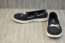 **Skechers Glide Ultra: Ocean Sky Boat Shoe - Women's Size 6.5 - Navy