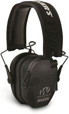 Walker's Game Ear Razor Slim Electronic Muff |Color: Black