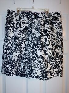 Lilly Pulitzer Men's Beaumont Shorts Onyx Size 32R