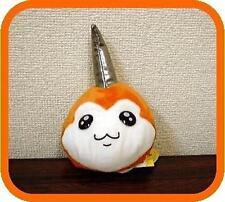 "Tsunomon Digimon Plush 6"" Bean Bag Bandai Japan New!"