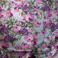Swaffer ROSA LINEN Furnishing Fabric - Colour 25 - 137cm Wide - £35 per Metre